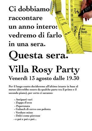 PartyAgosto