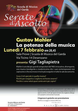 SERATE D'ASCOLTO - CLASSICA 07-02-2011
