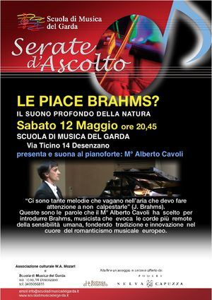 12 Brahms