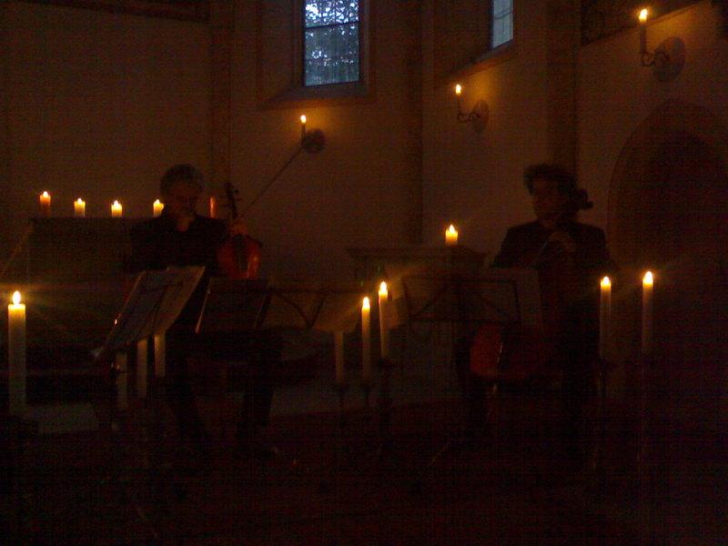 Concerto a lume di candela