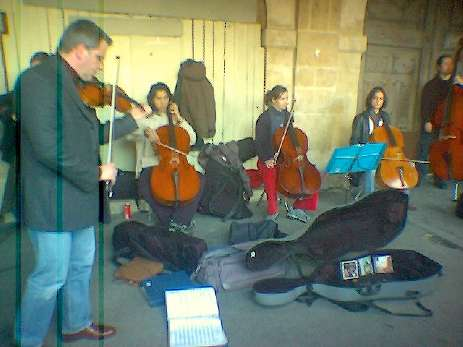 Classica in place des Vosges