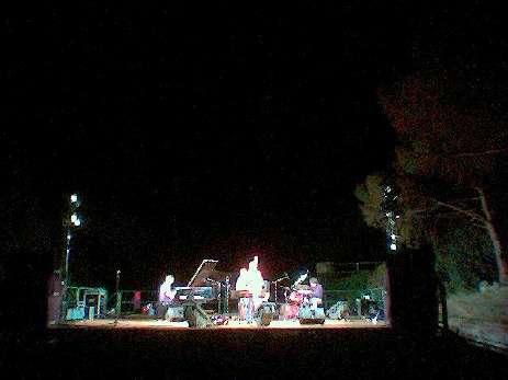 Jazz a Lipari